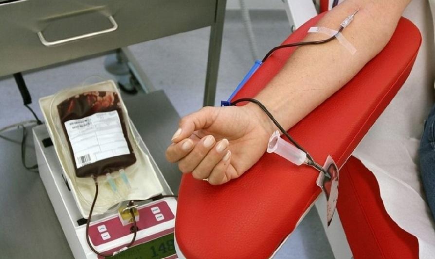 مراسم اهداء خون در مه ولات برگزار میشود