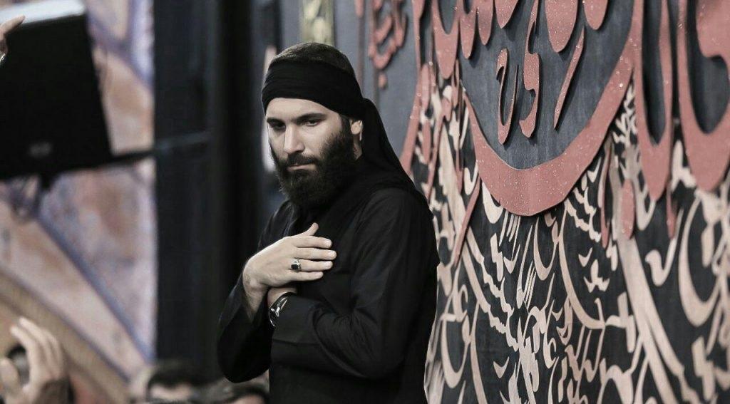 باشگاه خبرنگاران -مداحی اتفاقا حرم تو دلمه با نوای محمد حسین  حدادیان