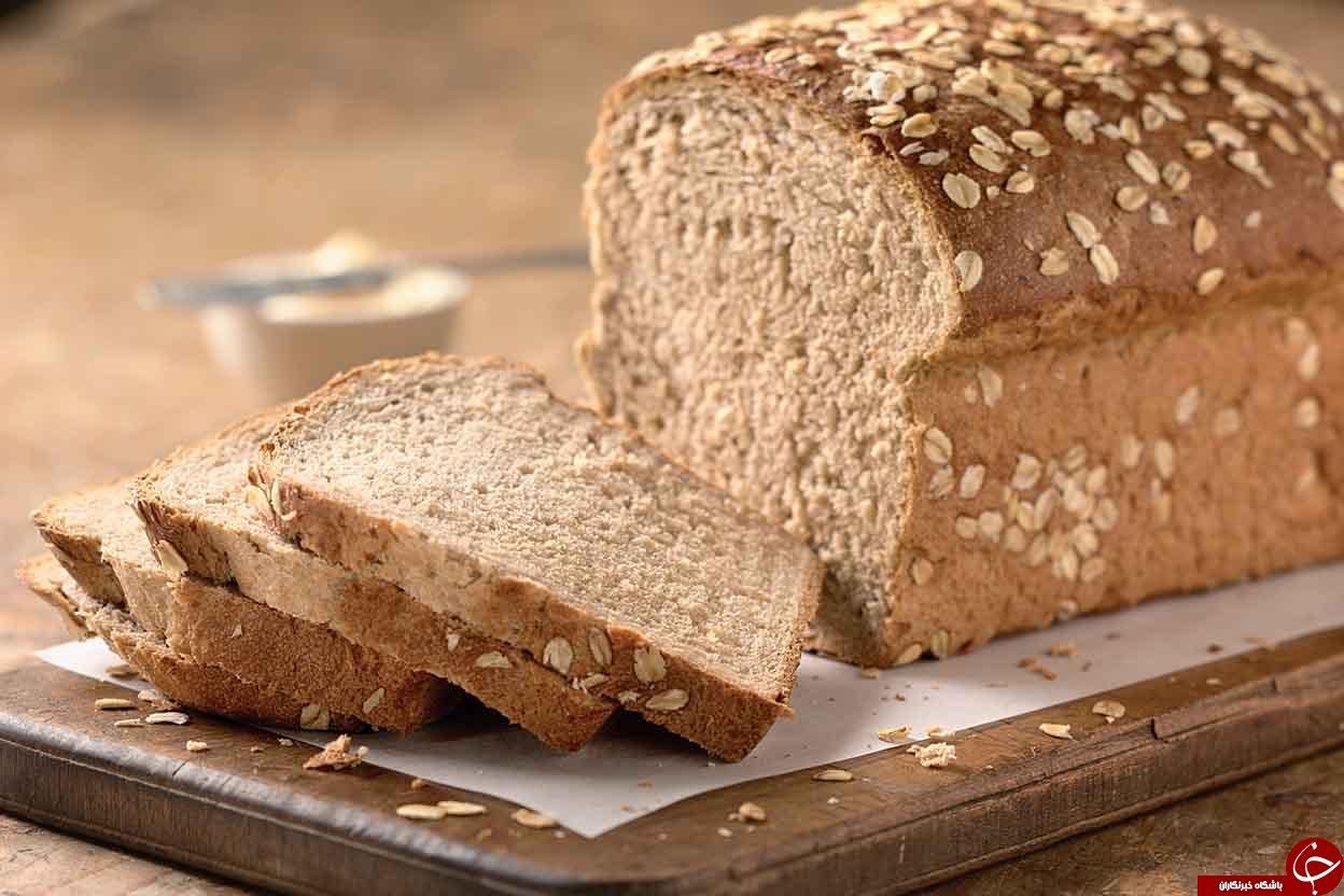 خواص نان جو چیست ؟نان جو بخوریم یا نان گندم ؟