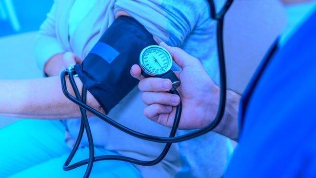 تاثیر عجیب نور آبی بر فشار خون!