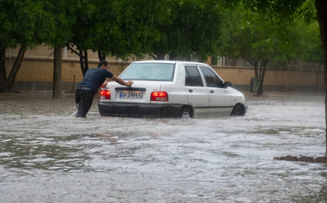 شدت بارندگی از اواخر امشب؛ هشدار درباره آبگرفتگی معابر
