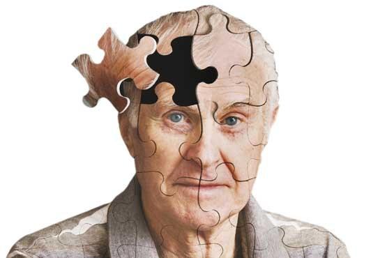 ۱۰ علامت هشدار دهنده آلزایمر