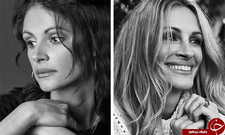 شباهت باور نکردنی افراد معمولی به چهرههای مشهور+ تصاویر