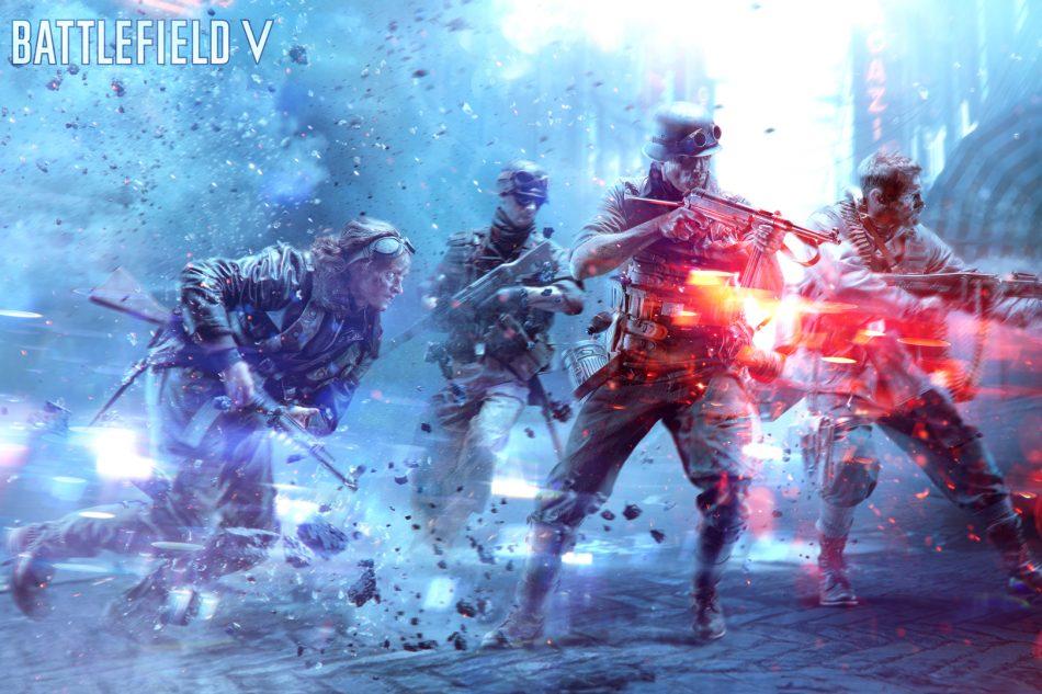 تریلر جدید بازی Battlefield V منتشر شد +فیلم