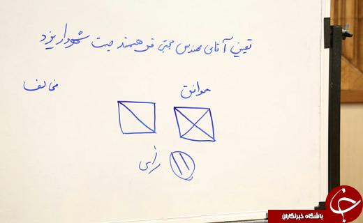 مجتبی فرهمند شهردار یزد شد+ تصویر