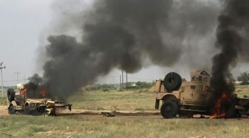 به هلاکت رسیدن ۱۸۰ تن از نظامیان ائتلاف سعودی در ساحل غربی یمن در ۴۸ ساعت گذشته