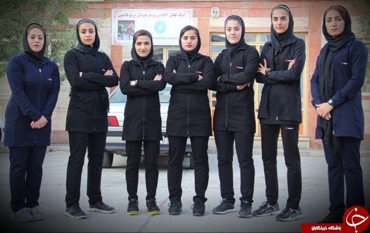اعزام ورزشکاران کرمانشاهی به مسابقات ووشو انتخابی تیم ملی
