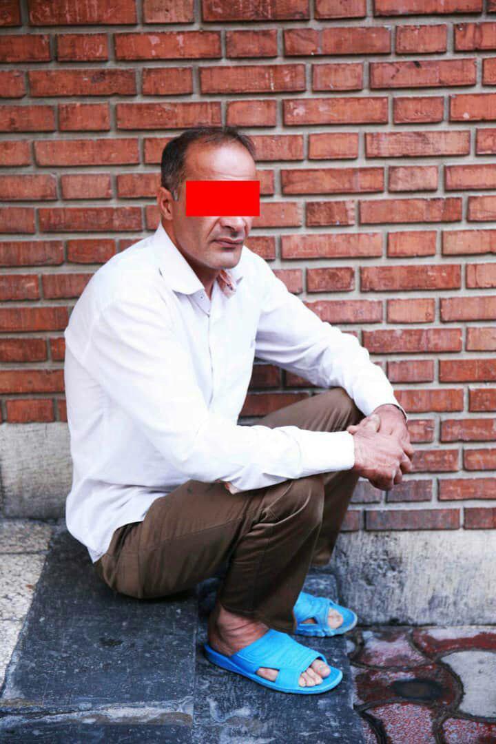 مزاحم نوامیس پایتخت دستگیر شد + عکس