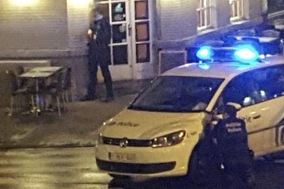 گروگانگیری در پایتخت بلژیک