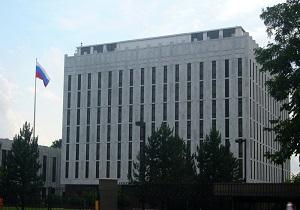 سفارت روسیه از آمریکا درباره روزنامهنگار روسی بازداشت شده توسط اف بی آی توضیح خواست