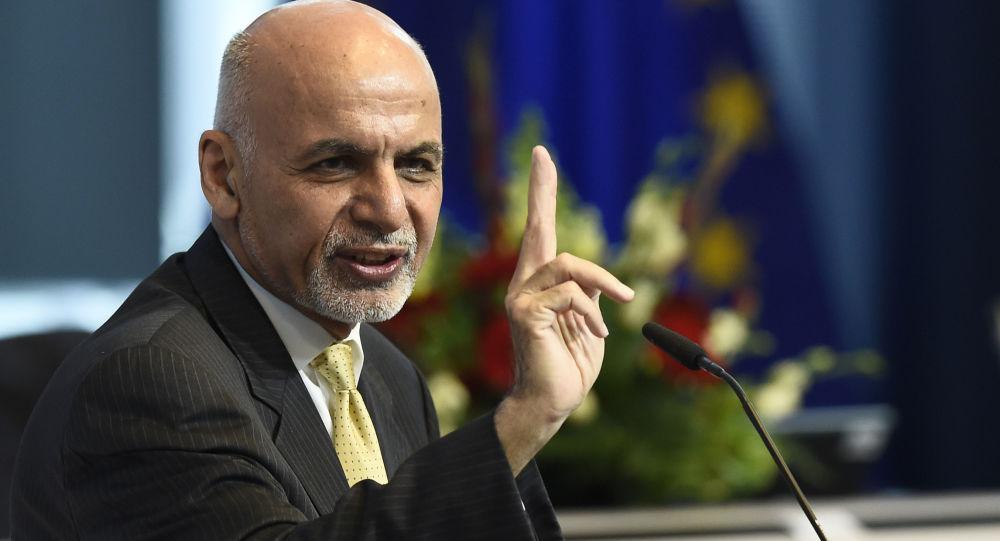 اشرف غنی عضو ارشد تیم انتخاباتی خود را معرفی کرد