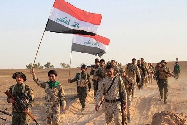 باشگاه خبرنگاران -حضور با قدرتِ حشدالشعبی در نوار مرزی عراق و سوریه