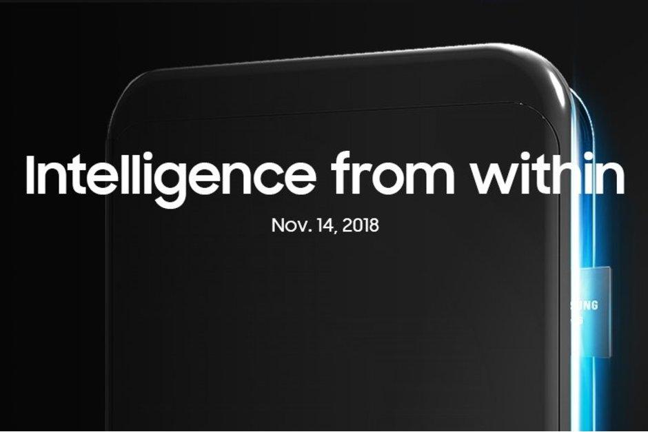 پردازنده جدید سامسونگ 14 نوامبر معرفی میشود