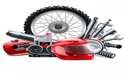 انواع لوازم مصرفی موتورسیکلت + قیمت