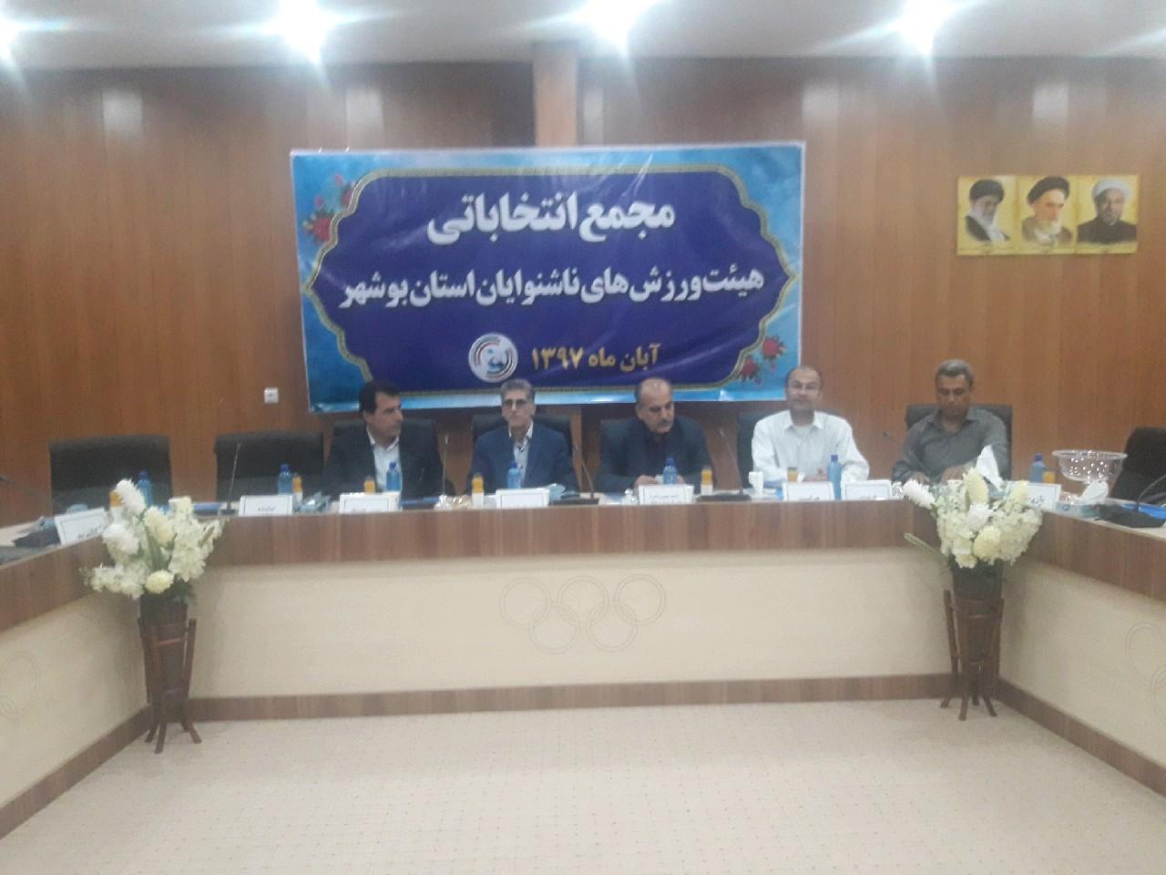 ضرورت تلاش استانها برای عضویت ورزشکاران در تیم ملی ناشنوایان
