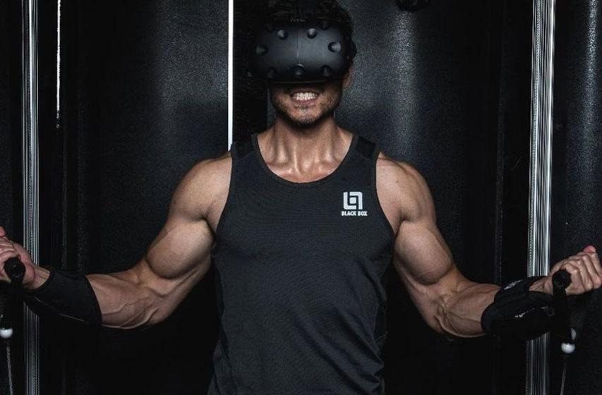 باشگاههای بدنسازی به تکنولوژی واقعیت مجازی مجهز میشود +فیلم