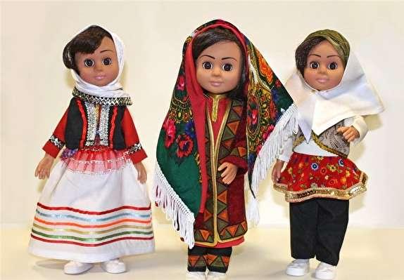 باشگاه خبرنگاران -چرا عروسک ایرانی باید از فیلتر چین بگذرد؟ / رنگ و بوی فرهنگ غربی در میان اسباب بازیها