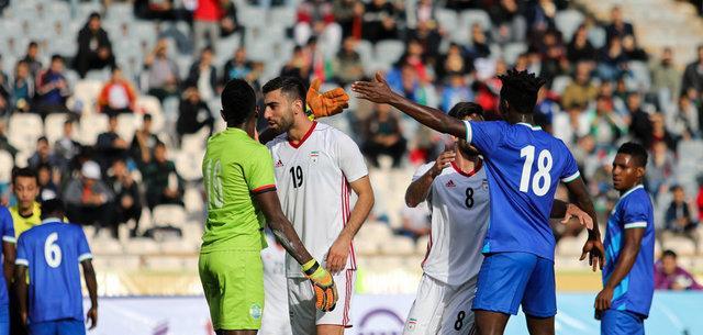تافته های جدا بافته در ترکیب تیم ملی فوتبال