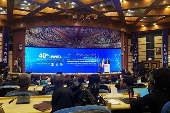 باشگاه خبرنگاران - آغاز اجلاس جهانی گردشگری با حضور ۸۰ کارشناس خارجی در همدان