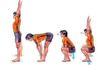 تمرینات مناسب برای تقویت بدن و جلوگیری از آسیب دیدگی+ تصاویر