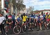 باشگاه خبرنگاران -برگزاری مسابقات دوچرخه سواری لیگ دسته یک کشور