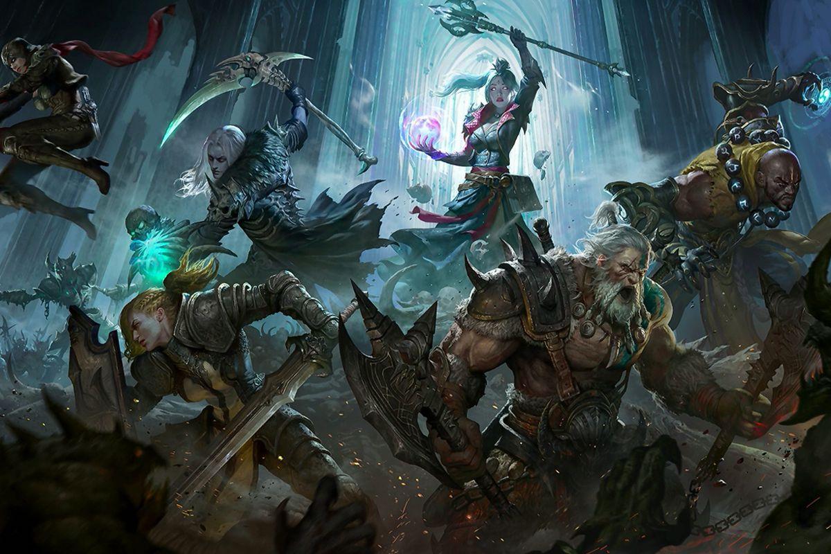 بازی موبایلی Diablo Immortal فقط آنلاین خواهد بود