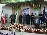 باشگاه خبرنگاران -معرفی فرمانده جدید سپاه پاسداران بندرگز
