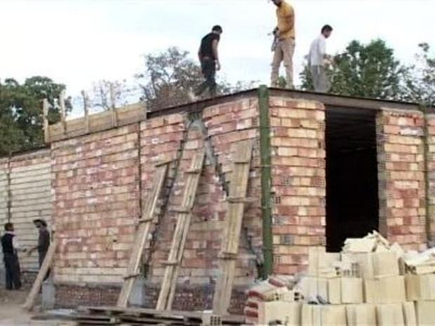 مقاوم سازی ۴۴ درصد واحدهای روستایی در شهرستان گناباد