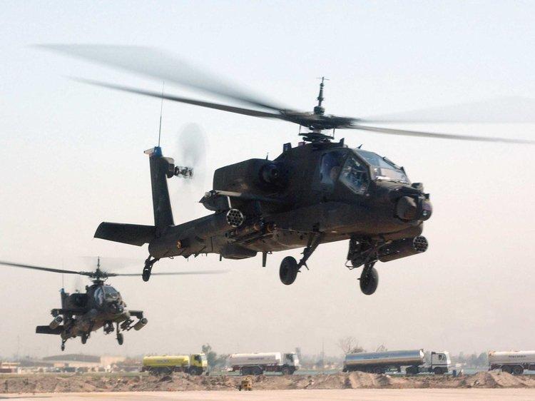 انتقال ترورسیتهای داعش از شمال شرق الحسکه به مکانی نامعلوم با بالگردهای آمریکایی