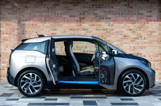 جذاب ترین طراحی های درب خودرو در جهان +تصاویر