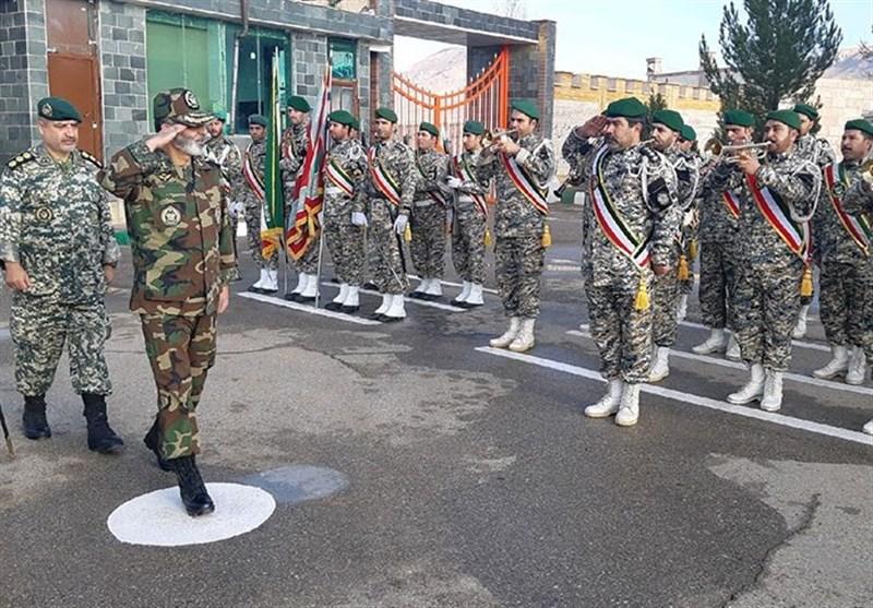 فرمانده کل ارتش از تیپ ۳۵ واکنش سریع نزاجا بازدید کرد