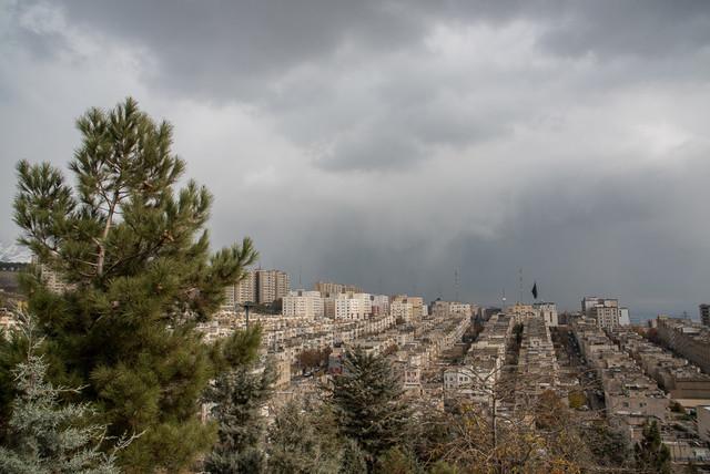 هوای تهران با شاخص 64 سالم است