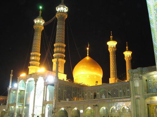 باشگاه خبرنگاران -برگزاری مراسم سوگواری شهادت امام عسکری(ع) در آستان حضرت عبدالعظیم(ع)