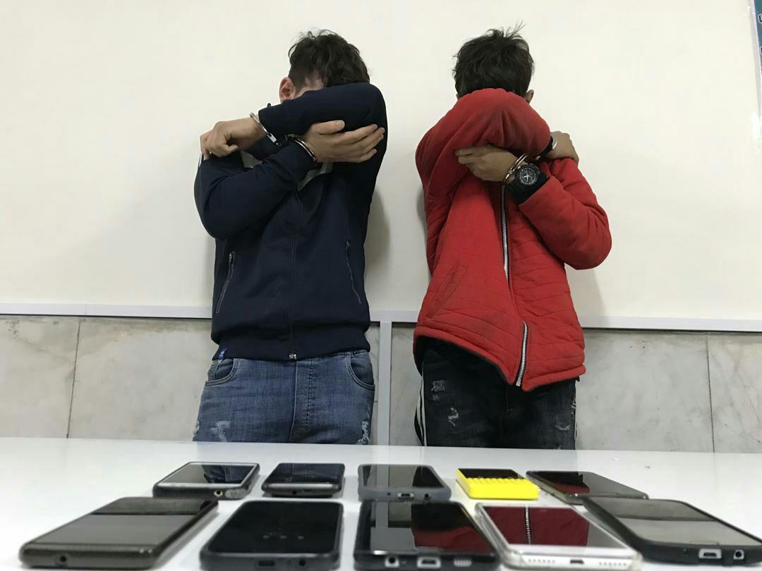 ایرج دویستی دستگیر شد/ موبایل قاپی از شهروندان در کوتاه ترین زمان