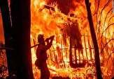 باشگاه خبرنگاران - کالیفرنیا همچنان در آتش میسوزد/ نگرانی از سرنوشت نامعلوم مردمی که احتمالا در آتش ذوب شدهاند