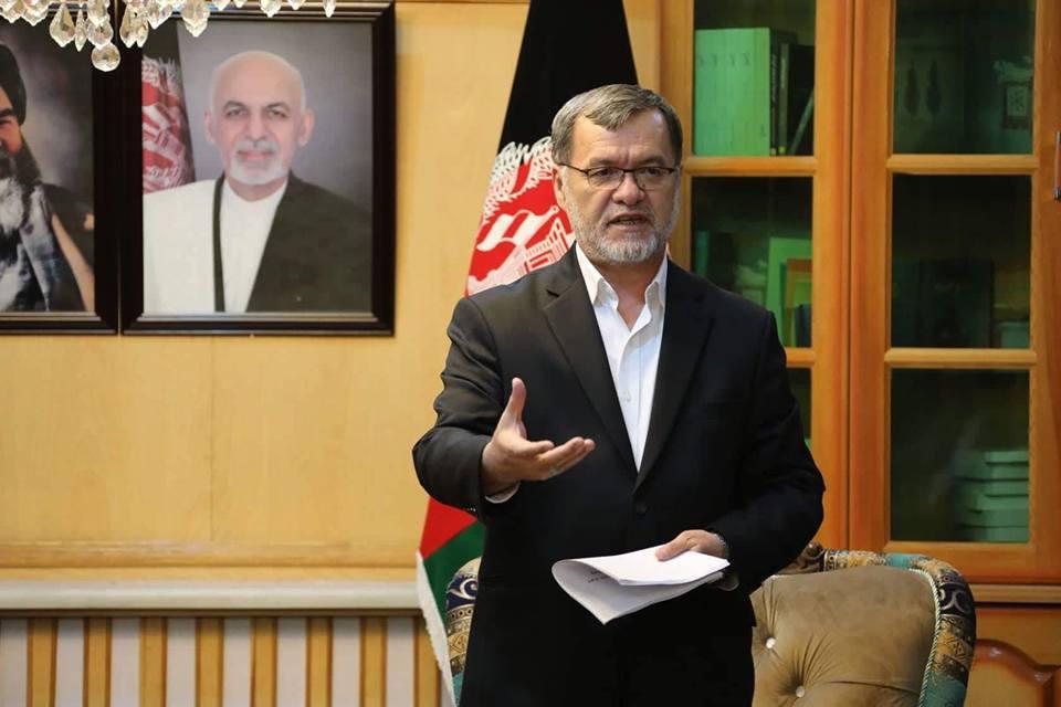 سرور دانش: طالبان آرزوی تسخیر مناطق هزاره جات را به گور خواهند برد