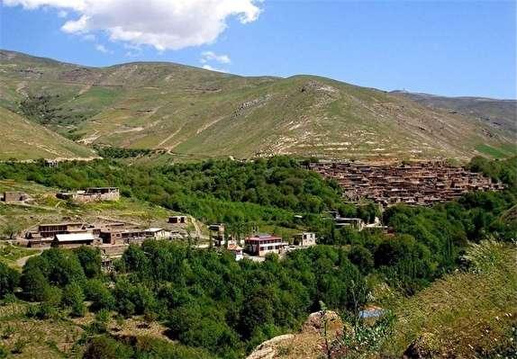 باشگاه خبرنگاران - ورود روستای انجلاس به منطقه گردشگری سد اکباتان