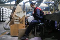 کارگاه تولید ظروف تفلون