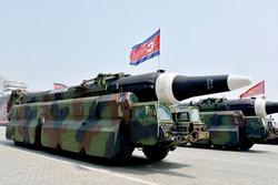 کره شمالی یک سلاح فوقپیشرفته جدید آزمایش کرد
