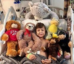 بلعیدن اسباب بازی کودک ۶ ساله را زیر تیغ جراحی برد+ تصاویر