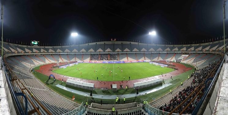 بازسازی مجموعه ورزشی آزادی تهران با برنامه و منظم ادامه دارد