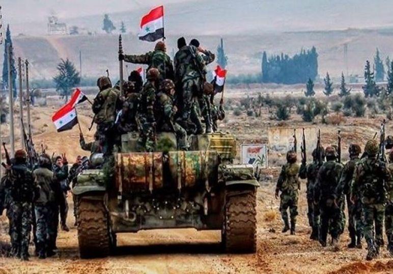 ارتش سوریه حمله تروریستها به حماه را دفع و شماری از آنها را به هلاکت رساند