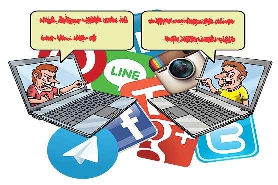 گسترش معضلی به نام «فحاشی» در فضای مجازی!