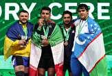 باشگاه خبرنگاران -گاف عجیب فدراسیون جهانی وزنهبرداری /قزاقستان جای ایران در رده سوم را گرفت
