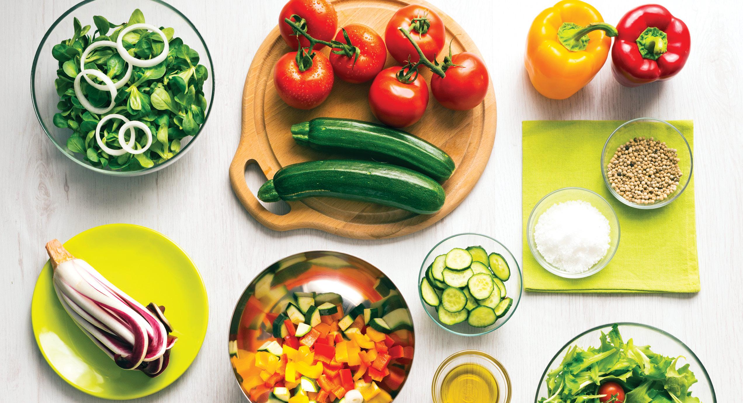 ۱۰ تاییهای مهمِ تغذیه