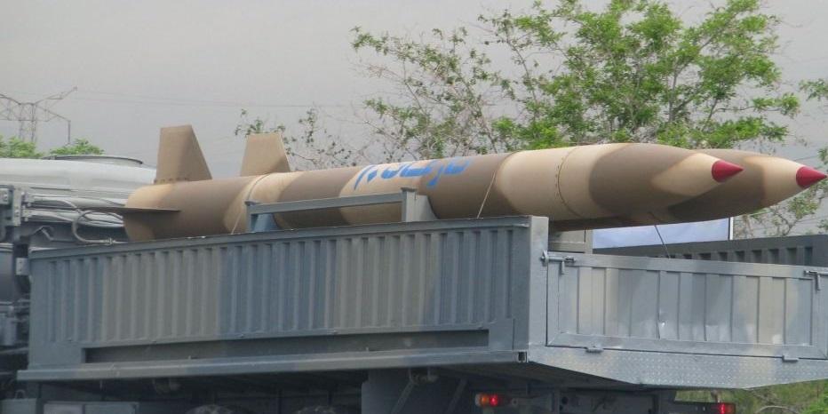 سایه دقیق ترین راکت ایرانی روی سر دشمنان