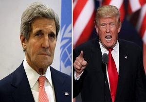 جان کری: خروج ترامپ از توافق آب و هوایی پاریس جان مردم را خواهد گرفت