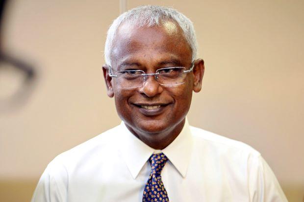 باشگاه خبرنگاران -رئیسجمهور جدید مالدیو سوگند یاد کرد
