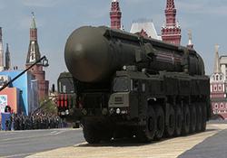 آزمایش قویترین موشک هسته ای جهان + فیلم
