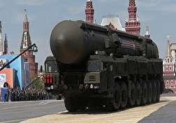باشگاه خبرنگاران - آزمایش قویترین موشک هسته ای جهان + فیلم